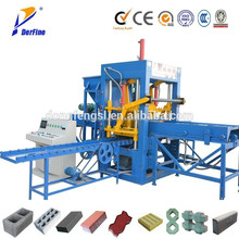 DFY3-20 paver making machine in dubai / brick machine for myanmar