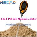 4-em-1 ph do solo medidor de umidade