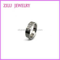 Fashion Jewelry Cheap Wholesale Fancy Engagement Ring for Men Wedding Ring