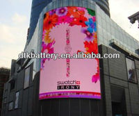 P10 full color high definition 720p led display with truelife
