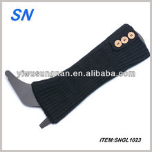Knee High Knit Leg Warmers