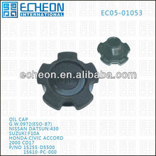 15255-D5500, 15610-PC-000 Oil Cap for NISSAN Datsun SUZUKI HONDA