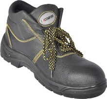High ankle safety shoes for police , ppe equipment