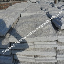 natural granite 603 mushroom wall stone,outer wall tile/outer wall stone