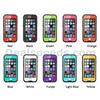 For iPhone 6 Plus Redpepper Underwater 2M Protective TPU +PC Waterproof Dustproof Shockproof Bag Cases