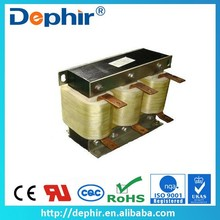 Three Phase output Harmonic AC Choke Reactor for Frequency Inverter