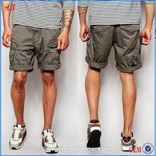 Dongguan Wholesale Fashion Cheap Men's Baggy Cargo Shorts With Canvas Belt