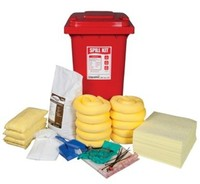 100% PP melt-blown Safety Oil Chemical Absorb Spill Kits For Emergency Leakage control and Marine Protection hot sales