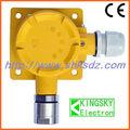 detector de gas h2s fxied de la venta directa de fábrica kesa brand