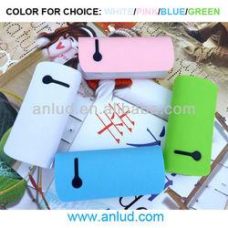 ALD-P26 New arrival portable 5200mah mobile charger external case