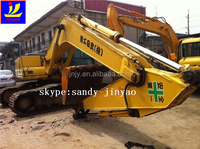 Used kobelco excavator, kobelco SK200 second hand excavator, 20 ton kobelco SK200-6 excavator