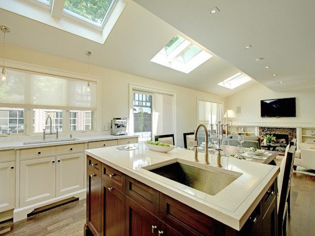 Tourquay Quartz With Blue Cabinets Kitchen Ideas Html on
