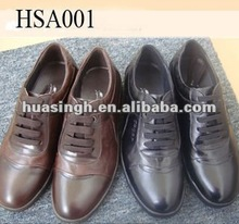 Popular Fancy pointy dress shoes waterproof for men 2012