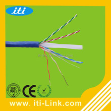 2015 Hot sale China UTP/FTP/SFTP lan cable cat5e cat6 305m Package