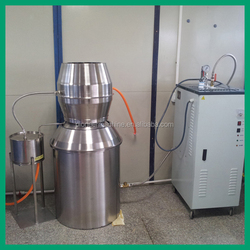 International green chemical and cosmetic much safe bulk manufacturing essential oil distillation equipment