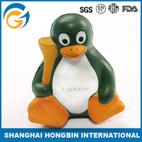 Popular Penguin PU Foam Stress Ball Promotional Stress Ball