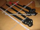 Manual de cintas de aço da máquina, banda cintas de aço strapper máquina de embalagem