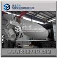 Controle elétrico 7 cbm caminhão betoneira superior- corpo que são populares em países desenvolvidos