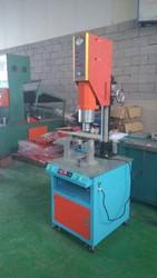 Welding machine for plastic pipe