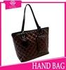 New fashion winter design custom-made cannage bags big women handbag 2015