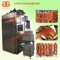 Professional Meat Smoking Equipment For sale