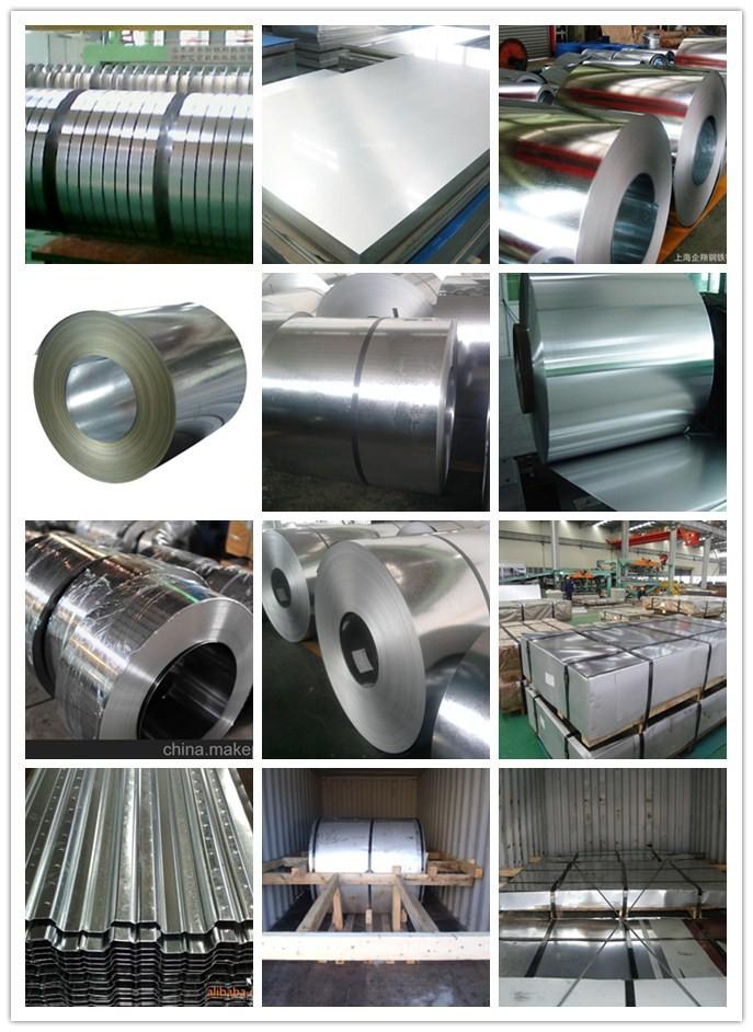 Толщиной 0.21 мм оцинкованный стальной лист пвх покрытием металла цена