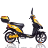 48V brushless motor 2 wheels pedal assisitance two wheels adult electric scooter for sale