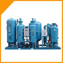 PSA nitrogen generator for producing nitrogen