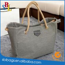 Cotton Fashion women handbag shoulder bag Lady weekend bag