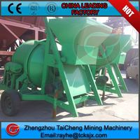 Exported to Europe with CE Coconut Fibre mixer