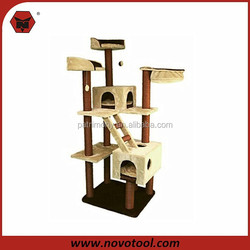 2014 Hot Sale Easy Assembled Cat House
