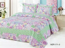 Patchwork bed sheets MZR171