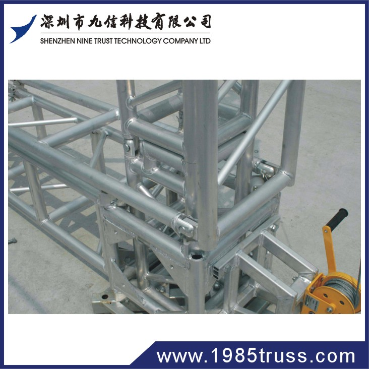 Aluminum Roof Trusses Manufacturer Lighting Truss Lift
