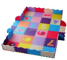 economic outdoor flooring Customized eva mat