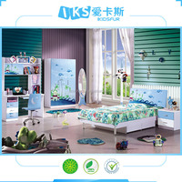 8352A# Wholesale blue ocean kids english country style furniture