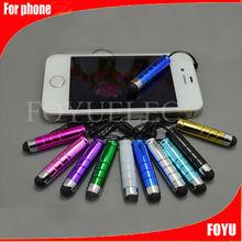 High Sensitivity Bullet-Shaped Capacitive Touch Screen Stylus Pen For Smart Phone touch screen digital pen