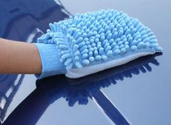 Good design Car Wash Gloves / Car Cleaning Hand Gloves / Microfiber Gloves