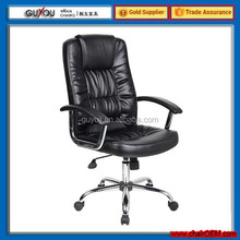 Y-2739 Middle Back Office Executive Chair Furniture Black Office Chair