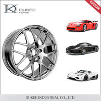 DK05-188001Forged wheels manufacturer customized tire rim