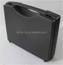 Plastic Tool Box/waterproof PP case plastic divided organizer box for measurement tools
