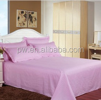 Fine satin satin pure cotton bed sheets single / double cotton bed sheets