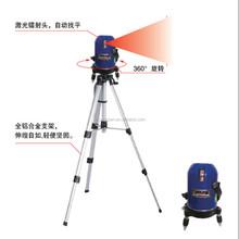 Hot sale Rotary self-leveling shock resistance 8 lines oblique line laser level
