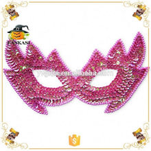 Fashion Custom Party Masks Half Face Mask