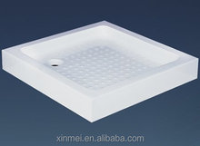 Freestanding Portable Acrylic Shower Tray Tub for sale