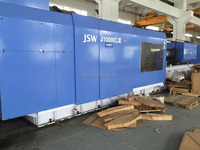 Second hand condition JSW J1000ELIII 1000 Ton Electric injection machine