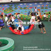 Safety Play Children outdoor Playground rubber floor