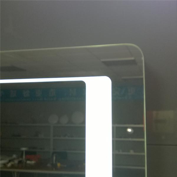 miroir salle de bain horloge hot vente conduit salle de bains miroir avec horloge numrique et. Black Bedroom Furniture Sets. Home Design Ideas