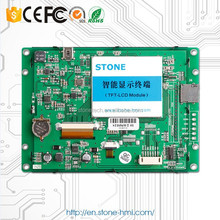 """PCB board 4.3"""" TFT Lcd module active color TFT LCD"""