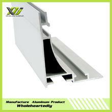 Design aluminum led edge lit profile