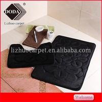 Indoor Anti-slip Custom Size Bath Rugs Shower Mats Popular Designer